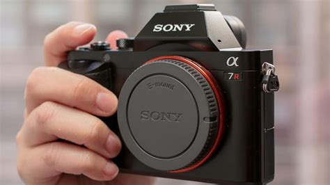 sony alpha 7 sony alpha ilce 7r a7r review cnet