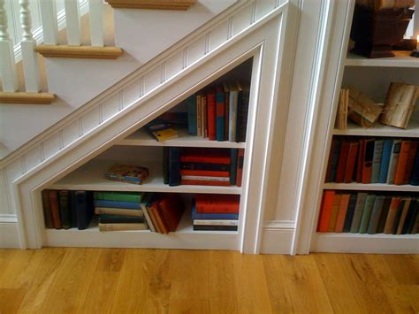 Bookcase Under Stairs Dream Under Stairs Bookcase 17 Designs Home Living Now