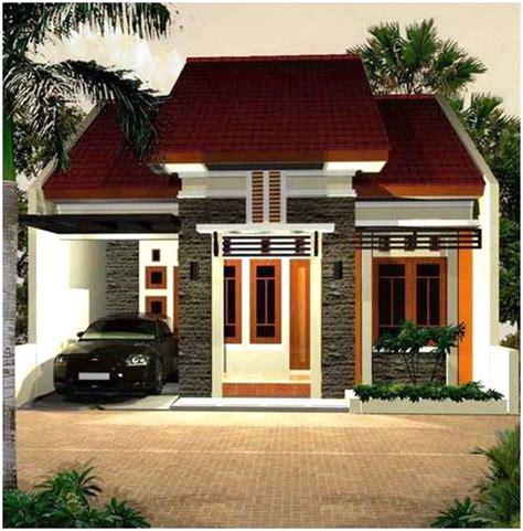 modern model desain rumah minimalis  lantai mewah nyaman