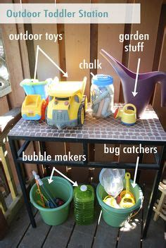 getting organized rambling renovators outdoor playspaces on pinterest easels outdoor and