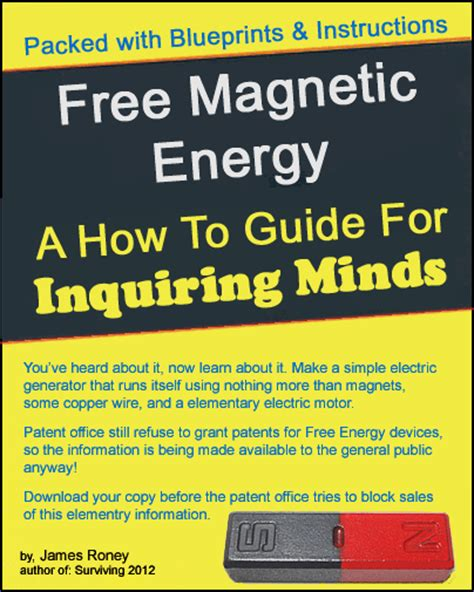 The Guide To Electricity Ebook E Book free energy generator ebook a how to step by step guide