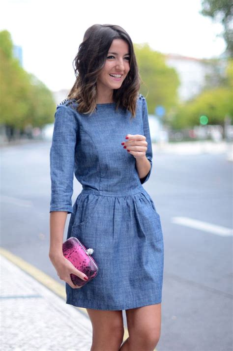 To Dresses Like Kirsten 25 And by 25 Best Ideas About Denim Dresses On Womens