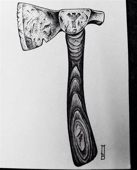 axe tattoo best 25 axe ideas on