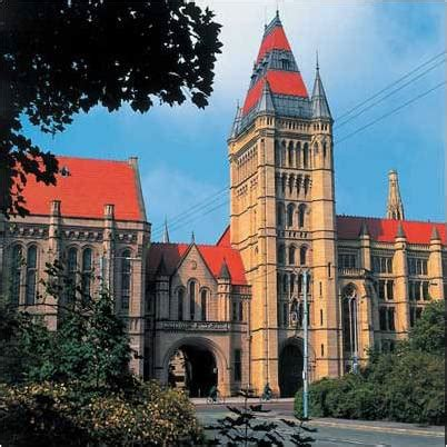 Mba Courses Manchester by Of Manchester Exchange William