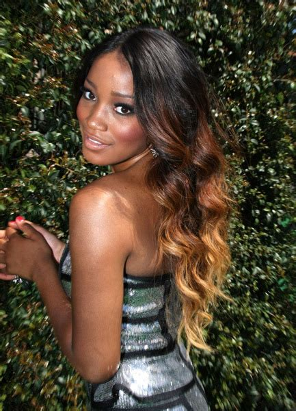 ombre hair on black women 34 ombre hairstyles ideas for women inspirationseek com