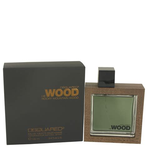 he wood rocky mountain wood by dsquared2 3 4 oz eau de