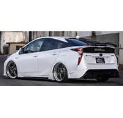 2016 Toyota Prius Gets Kuhl Racing's Custom Bodykit Image