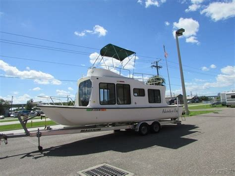 adventure craft boat dealers adventure craft ac2800 house boat 2005 for sale for