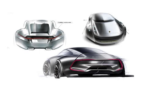 porsche concept sketch 100 porsche concept sketch review car sketches set