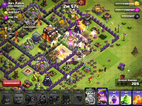 Golem Clash Of Clans golem clash of clans www pixshark images galleries