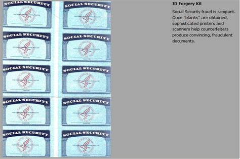 social security card template social security card outline