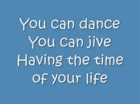 printable lyrics dancing queen abba abba dancing queen lyrics jukebox carousel pinterest