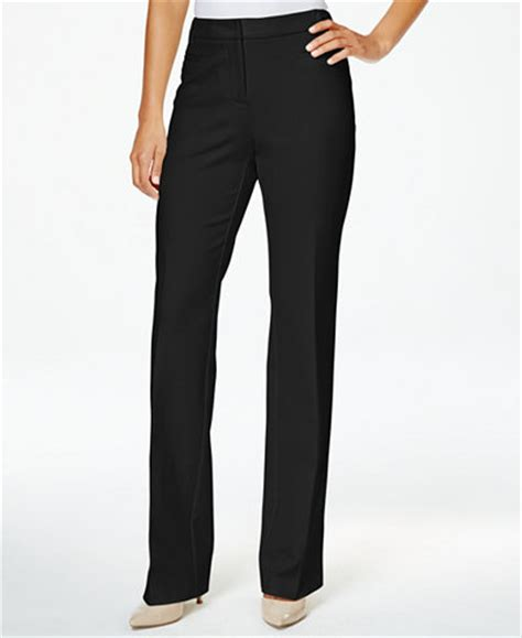 Charter Gift Card Promotion - charter club solid ponte trousers only at macy s pants capris women macy s