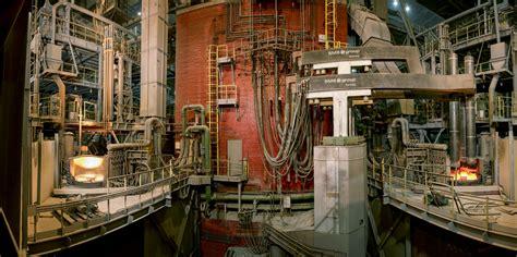 bokaro steel plant orders   ton twin ladle furnace