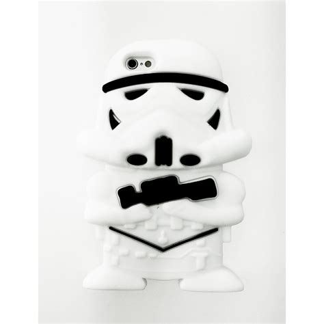 Darth Vader 3d Iphone 55sse 3d starwars yoda darth vader r2d2 clone cover for