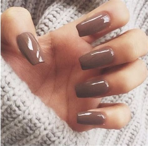 fall nail colors for skin best 25 brown nails ideas on fall nails fall