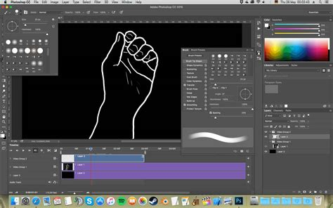 layout animation configure next easy rotoscope animation mitrostudios film 3d and