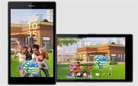 mobile themes of god sony releases god of war and the sims xperia themes