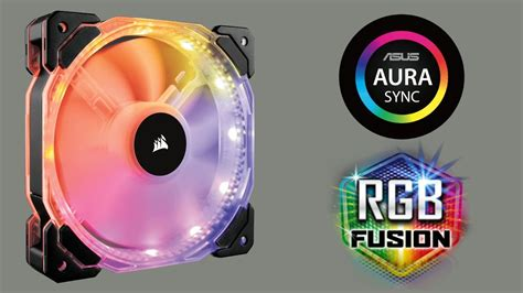 asus aura sync fans hd120 modification for asus aura gigabyte fusion