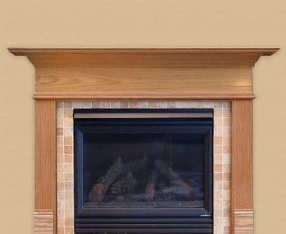 diy kit for fireplace mantel for the home