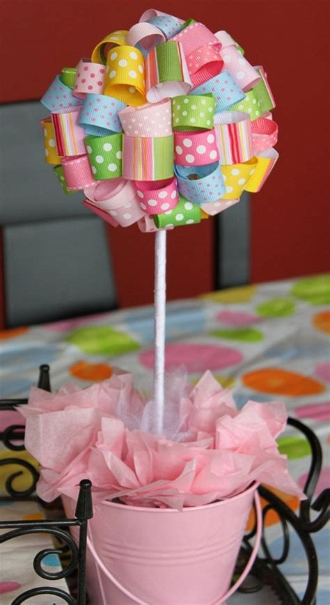 girl baby shower table decorations baby shower ideas theme and decoration tips