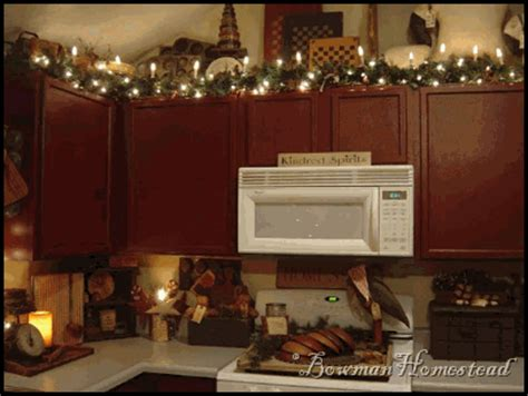 standard kitchen cabinets home christmas decoration behind my red door thankful thoughts