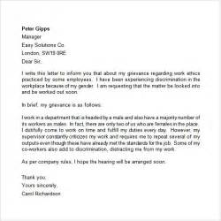 free grievance letter template grievance letter 11 download documents in pdf word grievance letter template www galleryhip com the
