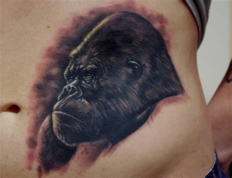 gorilla tattoo tribal gorilla tattoos designs ideas and meaning tattoos for you