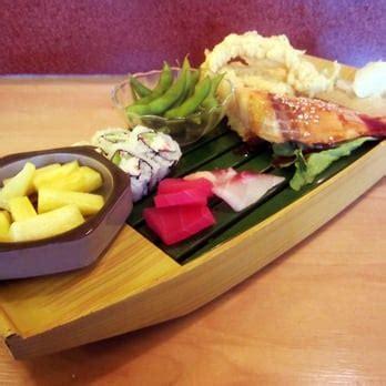 benihana lunch boat special benihana japanese irving tx reviews photos menu