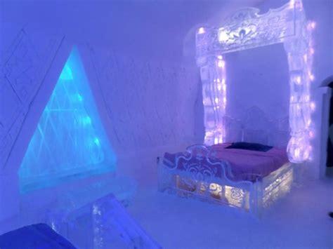 theme hotel de glace theme room picture of hotel de glace quebec city