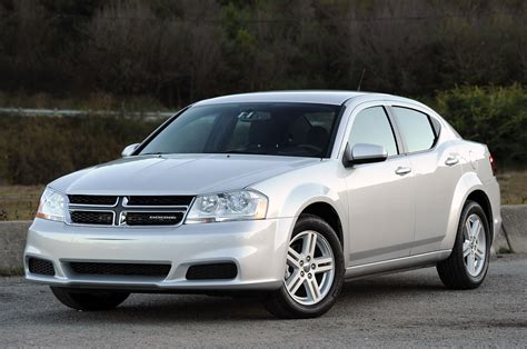 Dodge Chrysler by Chrysler Planning Dodge Avenger Successor After All