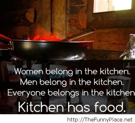 Kitchen Jokes by Kitchen Quotes And Humor Quotesgram