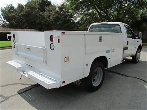 royal utility bed royal utility bed buy used 02 f 250 7 3l powerstroke