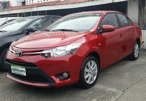 2015 Toyota Vios 1 5 G M T Trd for sale 2015 toyota vios 29k dp only