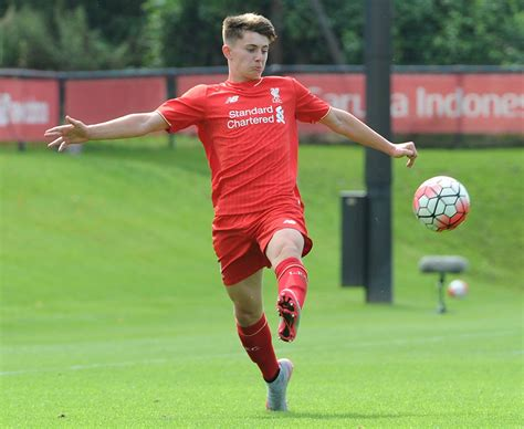 ben woodburn 10 things you must about liverpool s