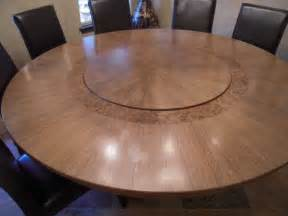 Lazy Susan Dining Room Table Dining Tables At Www Plesums Com Wood