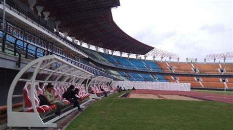 persebaya surabaya  punya stadion mirip klub eropa