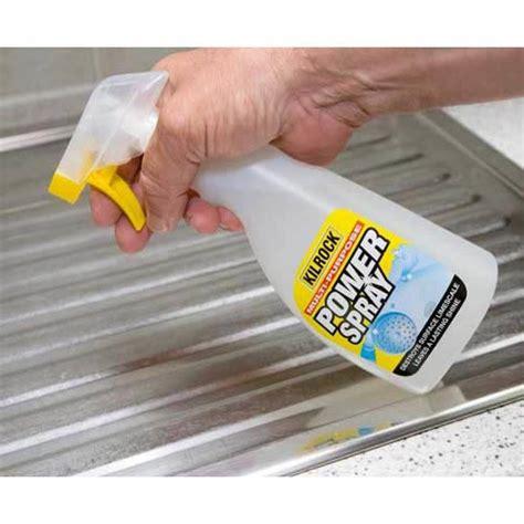 Multi Power Kitchen kilrock multi purpose power spray 500ml limescale remover