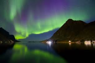 light spectacular spectacular northern lights display pictured after