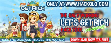 tutorial hack get rich download hack tool get rich untuk android