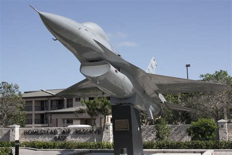 homestead air force base homestead arb and hurricane andrew a look back a look