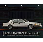 1990 Lincoln Town Car  Coconv Flickr