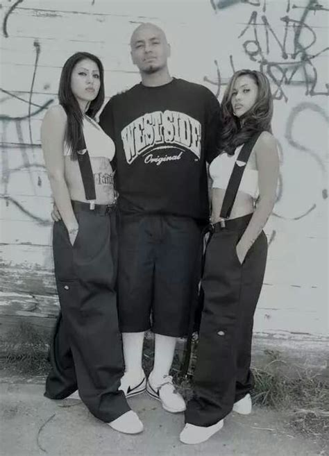 cholo style cholos cholas pinterest