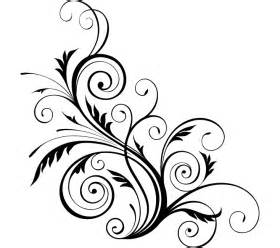 Paisley Wall Decals Floral Swirls Decorative Wall Sticker Decal