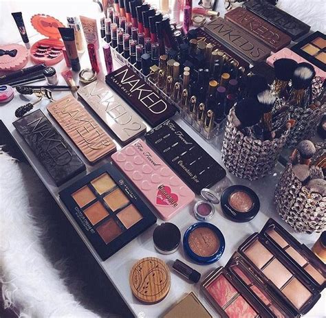 makeup collection best 25 makeup collection ideas on makeup