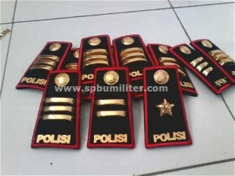 Harga Sepatu Pdh Eksklusif pangkat pamen polri spbu militer