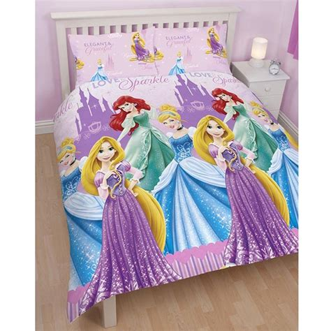 disney princess curtains and bedding double character duvet covers bedding official cars