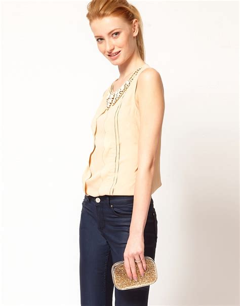Button Clutch From Oasis by Object Moved