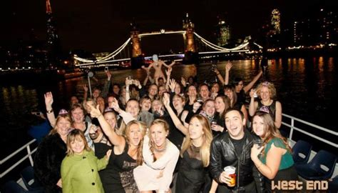 thames river boat hen party hen party on the river thames west end on the thames