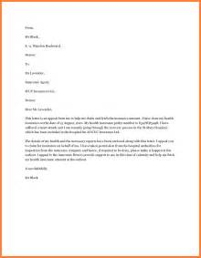 Appeal Letters by 6 Appeals Letter Exle Appeal Letter 2017